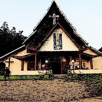 l'église catholique de cacao