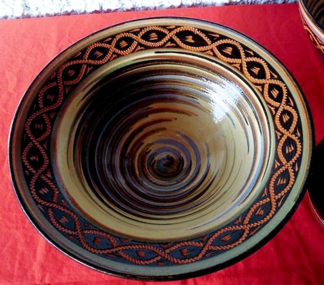 grand plat  30cm