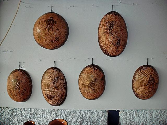 calebasses décoration